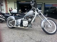 This 2007 Ridley Chopper comes with fire flame custom