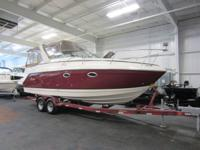 CLEAN 2005 RINKER 270 FIESTA VEE WITH ONLY 69 ENGINE