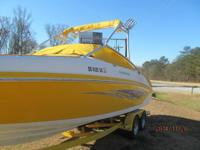 2007 RINKER 6.2 V8 FUEL INJECTED ** MERCRUISER BRAVO