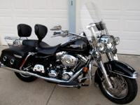 2007 Road King Classic 25,373 miles. This is a