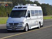 Find This Fully Self Contained 22' Diesel at Motorhomes