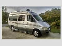 This is a 2007 Roadtrek SS Agile with 151,000 miles.