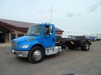 Stock # M181201 Freightliner Business Class M2 2007