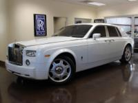 You are viewing a 2007 Rolls-Royce Phantom with only 4k