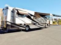 2007 Rose Air By Rexhall Diesel Pusher 40' With 2 Full