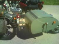 Offered for sale is my 2007 Royal Enfield Military M/C