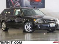 Options:  2007 Saab 9-5 Aero 4D Wagon|8 Speakers|Am/Fm