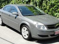 New Price! Techno Gray 2007 Saturn Aura XE FWD 4-Speed