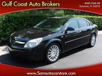 Options Included: N/A2007 SATURN AURA XR MODEL! SUPER