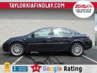 Leather, Accident Free AutoCheck History Report, Aura