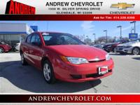 This flashy 2007 Saturn ION 2 will have you excited to