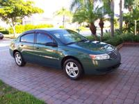 2007 Saturn ION 2 Flat Tow Vehicle, 48500 Miles,