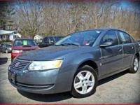 The Saturn ION is an affordable commuter vehicle that