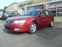 Here's a great deal on a 2007 Saturn ION! This sedan