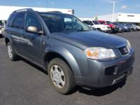 Take command of the road in the 2007 Saturn VUE! This