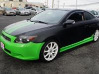 2007 Scion tC 2dr Car Our Location is: Liberty Ford -