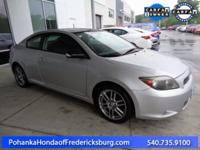 This 2007 TC has a clean CARFAX and has been well