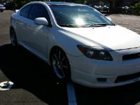 Exterior Color: pearl white, Body: Coupe, Engine: 2.4L