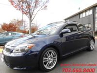 Load your family into the 2007 Scion tC! Simply a great
