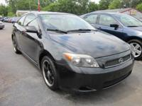 Come test drive this 2007 Scion tC! It simply showed up