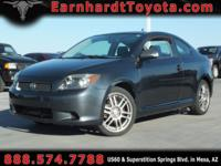 We are happy to offer you this 1-OWNER 2007 SCION TC