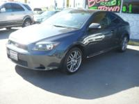 2007 Scion tC ** Sunroof! 2 Door! GAS SAVER! -Vin #: