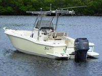 2007 Scout 242 WE BUY BOATS! We will pay top dollar for