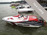 2007 Sea Doo 150 Speedster with the Optional 215 HP