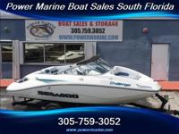 2007 Sea Doo 180 Challenger, Jet Boat, 4 - Tech