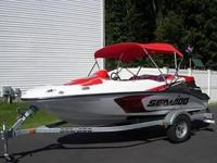 2007 Sea-Doo Speedster 150 in showroom condition. Just