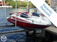 This striking Red Seadoo 200 has plenty of Speed and is