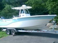 For Sale- 2007 Sea Fox 256 Pro Series Center Console,