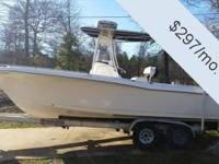 You can own this vessel for as low as $297 per month.