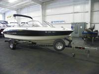 SUPER CLEAN 2007 SEA RAY 175 SPORT BR WITH ONLY 38