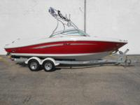 (620) 842-9136 ext.819 2007 Sea Ray 230 Select. This