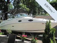 You can have this vessel for as low as $367 per month.