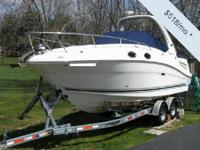 2007 Sea Ray 26 - Stock #080902 -