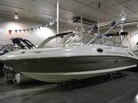 2007 Sea Ray 270 Sundeck with her powerful Mercruiser