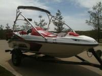 2007 SEADOO 150 SPEEDSTER BOAT. THIS HAS and is the