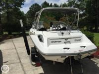 This 2007 Sea-Doo 180 Challenger has been kept in great