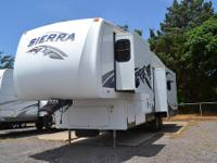 For sale is a 2007 Sierra 295RLTS fifth Wheel. This is