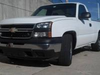 Here is a 2007 Chevrolet Silverado Short Bed Regular