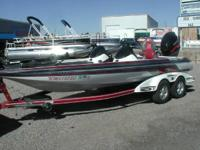 Very nice and well kept Skeeter 20i.  250hp Yamaha