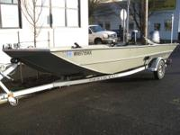 (2007) Smokercraft 1860 Sportsman, (2010) Yamaha 70hp
