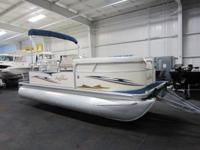 2007 SMOKERCRAFT SUNCHASER 818 CRUISE WITH ONLY 17