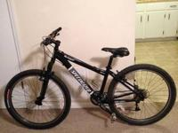 I have for sale a 2007 Specialized Rockhopper, frame