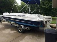 2007 Starcraft 1915 Limited OB Please contact Brandon