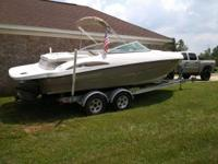 2007 Starcraft 2100 Limited RE Boat is located in