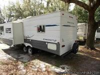 2007 STARCRAFT, TRAVEL TRAILER 2800FKS Come and See