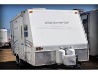 2007 Starcraft NXP 20DBB B2088 Rear Double Bed Dry